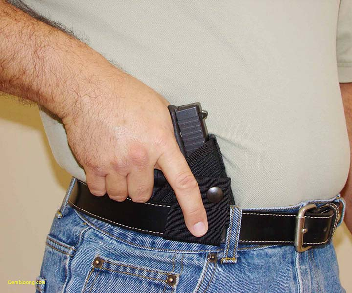 Best Cross Draw Holster – { Top 5 } Cross Draw Holster Review